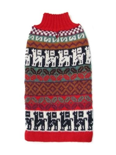 ef7ee85af Alpalca Designer Dog Sweaters - Crazy Llama