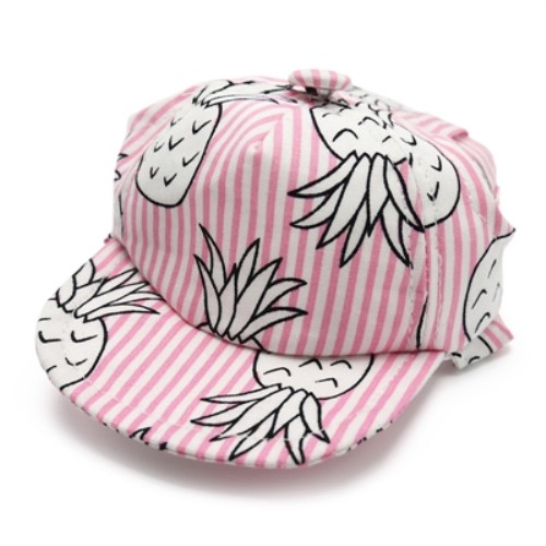 Pineapple Dog Hat in pink or Blue-Bloomingtails Dog Boutique 2d3f35d716bc