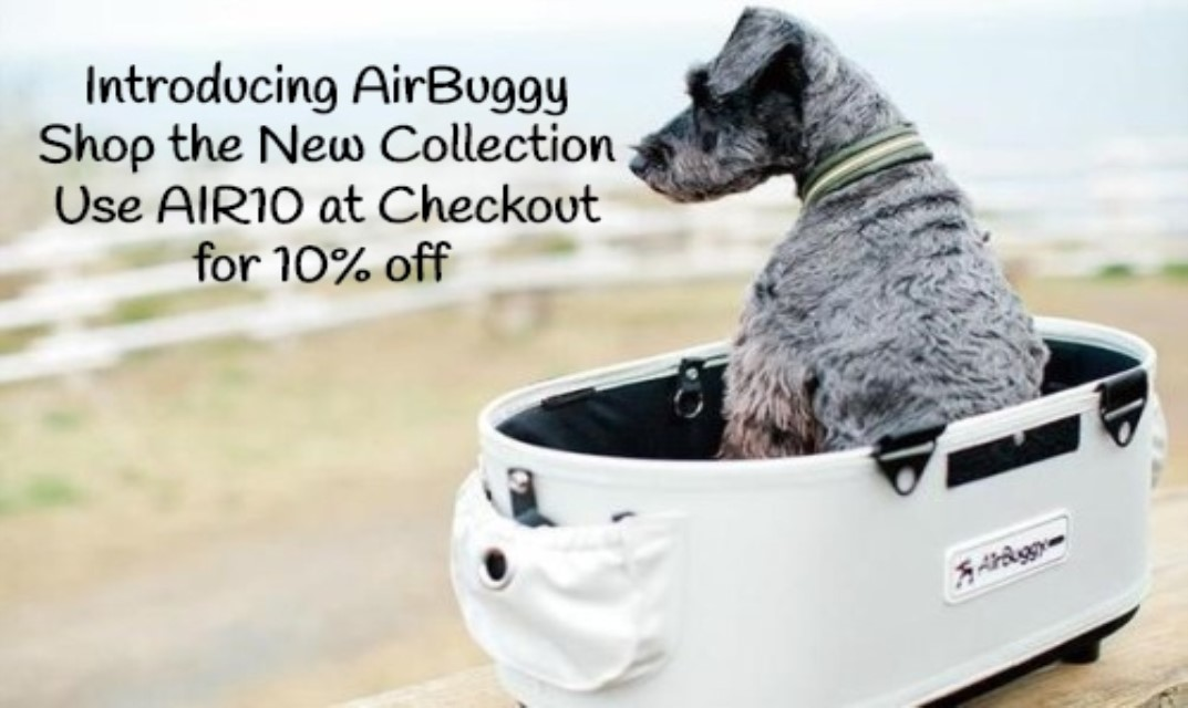 Shop AirBuggy at Bloomingtails Dog Boutique