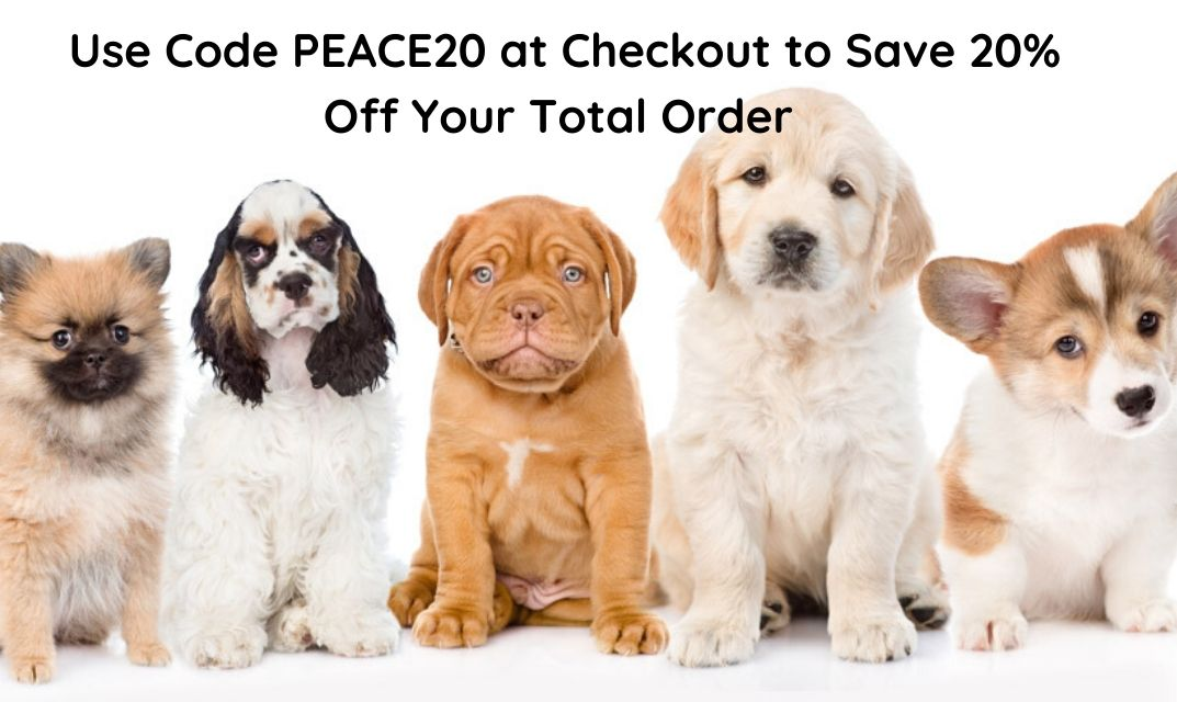 Save 20% SITEWIDE!!  Even  All Sales & Clearance....Use code PEACE20 at checkout