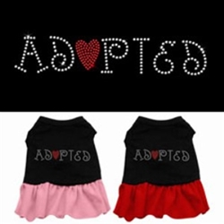 Adopted or Adopt Me Dress
