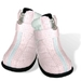 Air Dog Boots in Pink  - dsd-air-boot