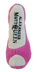 Alexander Muttqueen Shoe Toy  dog bowls,susan lanci, puppia,wooflink, luxury dog boutique,tonimari,pet clothes, dog clothes, puppy clothes, pet store, dog store, puppy boutique store, dog boutique, pet boutique, puppy boutique, Bloomingtails, dog, small dog clothes, large dog clothes, large dog costumes, small dog costumes, pet stuff, Halloween dog, puppy Halloween, pet Halloween, clothes, dog puppy Halloween, dog sale, pet sale, puppy sale, pet dog tank, pet tank, pet shirt, dog shirt, puppy shirt,puppy tank, I see spot, dog collars, dog leads, pet collar, pet lead,puppy collar, puppy lead, dog toys, pet toys, puppy toy, dog beds, pet beds, puppy bed,  beds,dog mat, pet mat, puppy mat, fab dog pet sweater, dog sweater, dog winter, pet winter,dog raincoat, pet raincoat