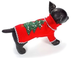 All I Want For Christmas Dog Sweater