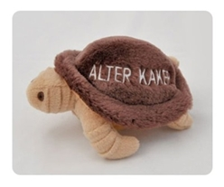 Alter Kaker the Tortoise Dog Toy