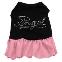 Angel Rhinestone Dress