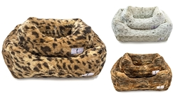 Animal Print Luxe Beds