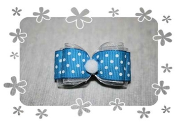Aqua Dots Hair Bow dog bowls,susan lanci, puppia,wooflink, luxury dog boutique,tonimari,pet clothes, dog clothes, puppy clothes, pet store, dog store, puppy boutique store, dog boutique, pet boutique, puppy boutique, Bloomingtails, dog, small dog clothes, large dog clothes, large dog costumes, small dog costumes, pet stuff, Halloween dog, puppy Halloween, pet Halloween, clothes, dog puppy Halloween, dog sale, pet sale, puppy sale, pet dog tank, pet tank, pet shirt, dog shirt, puppy shirt,puppy tank, I see spot, dog collars, dog leads, pet collar, pet lead,puppy collar, puppy lead, dog toys, pet toys, puppy toy, dog beds, pet beds, puppy bed,  beds,dog mat, pet mat, puppy mat, fab dog pet sweater, dog sweater, dog winter, pet winter,dog raincoat, pet raincoat,