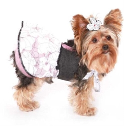 Aubrey Dog Dress  dog bowls,susan lanci, puppia,wooflink, luxury dog boutique,tonimari,pet clothes, dog clothes, puppy clothes, pet store, dog store, puppy boutique store, dog boutique, pet boutique, puppy boutique, Bloomingtails, dog, small dog clothes, large dog clothes, large dog costumes, small dog costumes, pet stuff, Halloween dog, puppy Halloween, pet Halloween, clothes, dog puppy Halloween, dog sale, pet sale, puppy sale, pet dog tank, pet tank, pet shirt, dog shirt, puppy shirt,puppy tank, I see spot, dog collars, dog leads, pet collar, pet lead,puppy collar, puppy lead, dog toys, pet toys, puppy toy, dog beds, pet beds, puppy bed,  beds,dog mat, pet mat, puppy mat, fab dog pet sweater, dog sweater, dog winter, pet winter,dog raincoat, pet raincoat