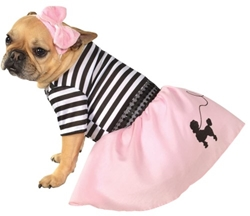 Authentic Fifties Girl Dog Costume  Roxy & Lulu, wooflink, susan lanci, dog clothes, small dog clothes, urban pup, pooch outfitters, dogo, hip doggie, doggie design, small dog dress, pet clotes, dog boutique. pet boutique, bloomingtails dog boutique, dog raincoat, dog rain coat, pet raincoat, dog shampoo, pet shampoo, dog bathrobe, pet bathrobe, dog carrier, small dog carrier, doggie couture, pet couture, dog football, dog toys, pet toys, dog clothes sale, pet clothes sale, shop local, pet store, dog store, dog chews, pet chews, worthy dog, dog bandana, pet bandana, dog halloween, pet halloween, dog holiday, pet holiday, dog teepee, custom dog clothes, pet pjs, dog pjs, pet pajamas, dog pajamas,dog sweater, pet sweater, dog hat, fabdog, fab dog, dog puffer coat, dog winter ja