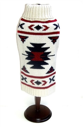 Aztec Dog Sweater - dal-aztec