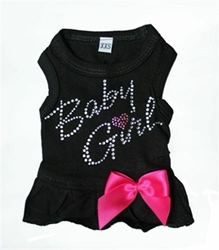 Baby Girl Dog Dress in 4 Colors
