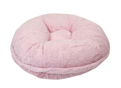 Baby Pink Mink Round Dog Bed    pet clothes, dog clothes, puppy clothes, pet store, dog store, puppy boutique store, dog boutique, pet boutique, puppy boutique, Bloomingtails, dog, small dog clothes, large dog clothes, large dog costumes, small dog costumes, pet stuff, Halloween dog, puppy Halloween, pet Halloween, clothes, dog puppy Halloween, dog sale, pet sale, puppy sale, pet dog tank, pet tank, pet shirt, dog shirt, puppy shirt,puppy tank, I see spot, dog collars, dog leads, pet collar, pet lead,puppy collar, puppy lead, dog toys, pet toys, puppy toy, dog beds, pet beds, puppy bed,  beds,dog mat, pet mat, puppy mat, fab dog pet sweater, dog sweater, dog winter, pet winter,dog raincoat, pet raincoat, dog harness, puppy harness, pet harness, dog collar, dog lead, pet l