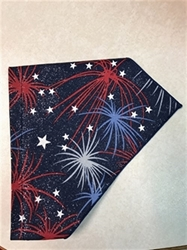 Bandana Collar- Fireworks  puppy bed,  beds,dog mat, pet mat, puppy mat, fab dog pet sweater, dog swepet clothes, dog clothes, puppy clothes, pet store, dog store, puppy boutique store, dog boutique, pet boutique, puppy boutique, Bloomingtails, dog, small dog clothes, large dog clothes, large dog costumes, small dog costumes, pet stuff, Halloween dog, puppy Halloween, pet Halloween, clothes, dog puppy Halloween, dog sale, pet sale, puppy sale, pet dog tank, pet tank, pet shirt, dog shirt, puppy shirt,puppy tank, I see spot, dog collars, dog leads, pet collar, pet lead,puppy collar, puppy lead, dog toys, pet toys, puppy toy, dog beds, pet beds, puppy bed,  beds,dog mat, pet mat, puppy mat, fab dog pet sweater, dog sweater, dog winter, pet winter,dog raincoat, pet rai