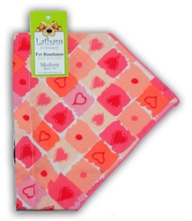 Bandana Collars - Box of Hearts