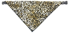 Bandana Collars-Cheetah