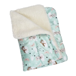 Bedtime Bear Fleece Blanket  Roxy & Lulu, wooflink, susan lanci, dog clothes, small dog clothes, urban pup, pooch outfitters, dogo, hip doggie, doggie design, small dog dress, pet clotes, dog boutique. pet boutique, bloomingtails dog boutique, dog raincoat, dog rain coat, pet raincoat, dog shampoo, pet shampoo, dog bathrobe, pet bathrobe, dog carrier, small dog carrier, doggie couture, pet couture, dog football, dog toys, pet toys, dog clothes sale, pet clothes sale, shop local, pet store, dog store, dog chews, pet chews, worthy dog, dog bandana, pet bandana, dog halloween, pet halloween, dog holiday, pet holiday, dog teepee, custom dog clothes, pet pjs, dog pjs, pet pajamas, dog pajamas,dog sweater, pet sweater, dog hat, fabdog, fab dog, dog puffer coat, dog winter ja