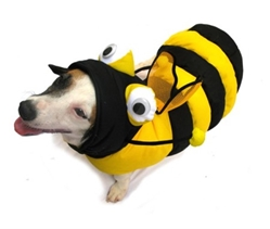 Bee 3 D Dog Costume