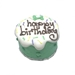 Birthday Baby Cake in Pink or Blue or Green - br-bdaycakebaby