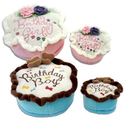Birthday Cakes for Pampered Pooches