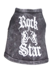 Rock Star Tank Shirt - Black or Pink  susan lanci, puppia,wooflink, luxury dog boutique,tonimari,pet clothes, dog clothes, puppy clothes, pet store, dog store, puppy boutique store, dog boutique, pet boutique, puppy boutique, Bloomingtails, dog, small dog clothes, large dog clothes, large dog costumes, small dog costumes, pet stuff, Halloween dog, puppy Halloween, pet Halloween, clothes, dog puppy Halloween, dog sale, pet sale, puppy sale, pet dog tank, pet tank, pet shirt, dog shirt, puppy shirt,puppy tank, I see spot, dog collars, dog leads, pet collar, pet lead,puppy collar, puppy lead, dog toys, pet toys, puppy toy, dog beds, pet beds, puppy bed,  beds,dog mat, pet mat, puppy mat, fab dog pet sweater, dog sweater, dog winter, pet winter,dog raincoat, pet raincoat, dog harn