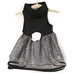 Black Tulle & Sequin Dog Dress      - daisy-blacksequin-dress