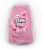 Blow Pop Dog Tank Top wooflink, susan lanci, dog clothes, small dog clothes, urban pup, pooch outfitters, dogo, hip doggie, doggie design, small dog dress, pet clotes, dog boutique. pet boutique, bloomingtails dog boutique, dog raincoat, dog rain coat, pet raincoat, dog shampoo, pet shampoo, dog bathrobe, pet bathrobe, dog carrier, small dog carrier, doggie couture, pet couture, dog football, dog toys, pet toys, dog clothes sale, pet clothes sale, shop local, pet store, dog store, dog chews, pet chews, worthy dog, dog bandana, pet bandana, dog halloween, pet halloween, dog holiday, pet holiday, dog teepee, custom dog clothes, pet pjs, dog pjs, pet pajamas, dog pajamas,dog sweater, pet sweater, dog hat, fabdog, fab dog, dog puffer coat, dog winter jacket, dog col