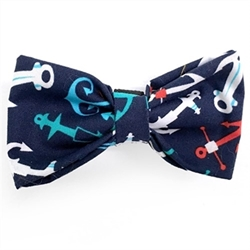 Blue Anchors Bowtie wooflink, susan lanci, dog clothes, small dog clothes, urban pup, pooch outfitters, dogo, hip doggie, doggie design, small dog dress, pet clotes, dog boutique. pet boutique, bloomingtails dog boutique, dog raincoat, dog rain coat, pet raincoat, dog shampoo, pet shampoo, dog bathrobe, pet bathrobe, dog carrier, small dog carrier, doggie couture, pet couture, dog football, dog toys, pet toys, dog clothes sale, pet clothes sale, shop local, pet store, dog store, dog chews, pet chews, worthy dog, dog bandana, pet bandana, dog halloween, pet halloween, dog holiday, pet holiday, dog teepee, custom dog clothes, pet pjs, dog pjs, pet pajamas, dog pajamas,dog sweater, pet sweater, dog hat, fabdog, fab dog, dog puffer coat, dog winter jacket, dog col