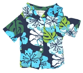 Blue Crush Cabana Shirt
