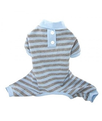 Blue Striped Dog Pajamas  pet clothes, dog clothes, puppy clothes, pet store, dog store, puppy boutique store, dog boutique, pet boutique, puppy boutique, Bloomingtails, dog, small dog clothes, large dog clothes, large dog costumes, small dog costumes, pet stuff, Halloween dog, puppy Halloween, pet Halloween, clothes, dog puppy Halloween, dog sale, pet sale, puppy sale, pet dog tank, pet tank, pet shirt, dog shirt, puppy shirt,puppy tank, I see spot, dog collars, dog leads, pet collar, pet lead,puppy collar, puppy lead, dog toys, pet toys, puppy toy, dog beds, pet beds, puppy bed,  beds,dog mat, pet mat, puppy mat, fab dog pet sweater, dog sweater, dog winter, pet winter,dog raincoat, pet raincoat, dog harness, puppy harness, pet harness, dog collar, dog lead, pet l