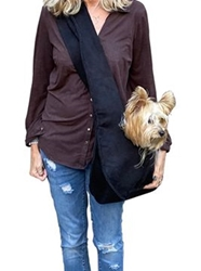 Boho Sling Dog Carrier in Black wooflink, susan lanci, dog clothes, small dog clothes, urban pup, pooch outfitters, dogo, hip doggie, doggie design, small dog dress, pet clotes, dog boutique. pet boutique, bloomingtails dog boutique, dog raincoat, dog rain coat, pet raincoat, dog shampoo, pet shampoo, dog bathrobe, pet bathrobe, dog carrier, small dog carrier, doggie couture, pet couture, dog football, dog toys, pet toys, dog clothes sale, pet clothes sale, shop local, pet store, dog store, dog chews, pet chews, worthy dog, dog bandana, pet bandana, dog halloween, pet halloween, dog holiday, pet holiday, dog teepee, custom dog clothes, pet pjs, dog pjs, pet pajamas, dog pajamas,dog sweater, pet sweater, dog hat, fabdog, fab dog, dog puffer coat, dog winter jacket, dog col