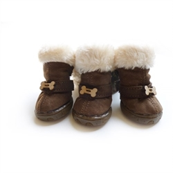 Bone Dog Pawggly Boots in Brown pet clothes, dog clothes, puppy clothes, pet store, dog store, puppy boutique store, dog boutique, pet boutique, puppy boutique, Bloomingtails, dog, small dog clothes, large dog clothes, large dog costumes, small dog costumes, pet stuff, Halloween dog, puppy Halloween, pet Halloween, clothes, dog puppy Halloween, dog sale, pet sale, puppy sale, pet dog tank, pet tank, pet shirt, dog shirt, puppy shirt,puppy tank, I see spot, dog collars, dog leads, pet collar, pet lead,puppy collar, puppy lead, dog toys, pet toys, puppy toy, dog beds, pet beds, puppy bed,  beds,dog mat, pet mat, puppy mat, fab dog pet sweater, dog sweater, dog winter, pet winter,dog raincoat, pet raincoat, dog harness, puppy harness, pet harness, dog collar, dog lead, pet l