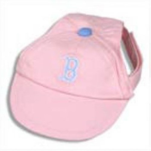 Boston Red Sox Pink Dog Cap