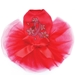 Breast Cancer Awareness Pink Ribbon & Flowers Tutu in 3 Colors - dic-pinkrib