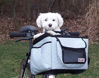 Buddy Basket - Dog Bike Carrier