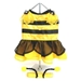 Bumble Bee Fairy Dog Costume - dogdes-bumbee-fairyX-U6L