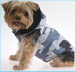 Bundle Up Gray Camo - Dog Reversible Coat puppy bed,  beds,dog mat, pet mat, puppy mat, fab dog pet sweater, dog swepet clothes, dog clothes, puppy clothes, pet store, dog store, puppy boutique store, dog boutique, pet boutique, puppy boutique, Bloomingtails, dog, small dog clothes, large dog clothes, large dog costumes, small dog costumes, pet stuff, Halloween dog, puppy Halloween, pet Halloween, clothes, dog puppy Halloween, dog sale, pet sale, puppy sale, pet dog tank, pet tank, pet shirt, dog shirt, puppy shirt,puppy tank, I see spot, dog collars, dog leads, pet collar, pet lead,puppy collar, puppy lead, dog toys, pet toys, puppy toy, dog beds, pet beds, puppy bed,  beds,dog mat, pet mat, puppy mat, fab dog pet sweater, dog sweater, dog winter, pet winter,dog raincoat, pet rain