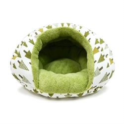 Burger Bed in Tree Design