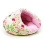 Burger Dog Bed in Floral Print  puppy bed,  beds,dog mat, pet mat, puppy mat, fab dog pet sweater, dog swepet clothes, dog clothes, puppy clothes, pet store, dog store, puppy boutique store, dog boutique, pet boutique, puppy boutique, Bloomingtails, dog, small dog clothes, large dog clothes, large dog costumes, small dog costumes, pet stuff, Halloween dog, puppy Halloween, pet Halloween, clothes, dog puppy Halloween, dog sale, pet sale, puppy sale, pet dog tank, pet tank, pet shirt, dog shirt, puppy shirt,puppy tank, I see spot, dog collars, dog leads, pet collar, pet lead,puppy collar, puppy lead, dog toys, pet toys, puppy toy, dog beds, pet beds, puppy bed,  beds,dog mat, pet mat, puppy mat, fab dog pet sweater, dog sweater, dog winter, pet winter,dog raincoat, pet rai