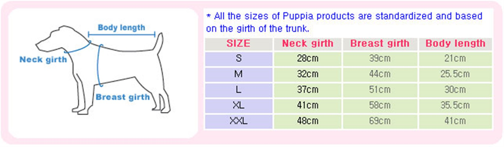 Buttercup  Step In Harness in Pink Only - pka-buttercupL-XL1