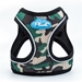Camo Plush Step In Dog Harness Vest - pl-camo-vest