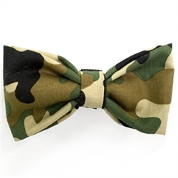 Camouflage Bowtie  wooflink, susan lanci, dog clothes, small dog clothes, urban pup, pooch outfitters, dogo, hip doggie, doggie design, small dog dress, pet clotes, dog boutique. pet boutique, bloomingtails dog boutique, dog raincoat, dog rain coat, pet raincoat, dog shampoo, pet shampoo, dog bathrobe, pet bathrobe, dog carrier, small dog carrier, doggie couture, pet couture, dog football, dog toys, pet toys, dog clothes sale, pet clothes sale, shop local, pet store, dog store, dog chews, pet chews, worthy dog, dog bandana, pet bandana, dog halloween, pet halloween, dog holiday, pet holiday, dog teepee, custom dog clothes, pet pjs, dog pjs, pet pajamas, dog pajamas,dog sweater, pet sweater, dog hat, fabdog, fab dog, dog puffer coat, dog winter jacket, dog col