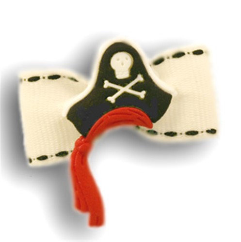 Dog Bows- Captain Canine Dog Bow - hb-captain