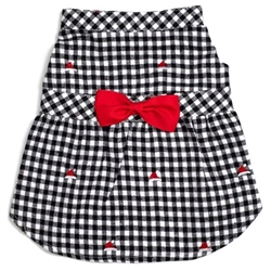 Checkered Santa Hats Dog Dress wooflink, susan lanci, dog clothes, small dog clothes, urban pup, pooch outfitters, dogo, hip doggie, doggie design, small dog dress, pet clotes, dog boutique. pet boutique, bloomingtails dog boutique, dog raincoat, dog rain coat, pet raincoat, dog shampoo, pet shampoo, dog bathrobe, pet bathrobe, dog carrier, small dog carrier, doggie couture, pet couture, dog football, dog toys, pet toys, dog clothes sale, pet clothes sale, shop local, pet store, dog store, dog chews, pet chews, worthy dog, dog bandana, pet bandana, dog halloween, pet halloween, dog holiday, pet holiday, dog teepee, custom dog clothes, pet pjs, dog pjs, pet pajamas, dog pajamas,dog sweater, pet sweater, dog hat, fabdog, fab dog, dog puffer coat, dog winter jacket, dog col