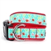 Cherries Dog Collar & Lead    - wd-cherries-collar