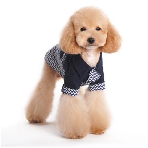 Chevron Dog Shirt - dgo-chevron