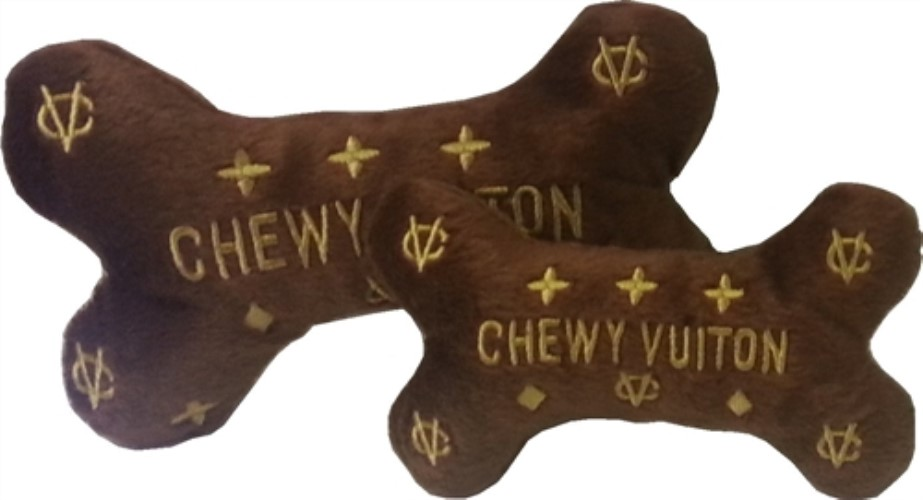 Chewy Vuiton Bone Dog Toy  dog bowls,susan lanci, puppia,wooflink, luxury dog boutique,tonimari,pet clothes, dog clothes, puppy clothes, pet store, dog store, puppy boutique store, dog boutique, pet boutique, puppy boutique, Bloomingtails, dog, small dog clothes, large dog clothes, large dog costumes, small dog costumes, pet stuff, Halloween dog, puppy Halloween, pet Halloween, clothes, dog puppy Halloween, dog sale, pet sale, puppy sale, pet dog tank, pet tank, pet shirt, dog shirt, puppy shirt,puppy tank, I see spot, dog collars, dog leads, pet collar, pet lead,puppy collar, puppy lead, dog toys, pet toys, puppy toy, dog beds, pet beds, puppy bed,  beds,dog mat, pet mat, puppy mat, fab dog pet sweater, dog sweater, dog winter, pet winter,dog raincoat, pet raincoat