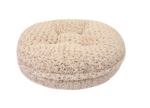 Chocolate & Beige Rosebud Round Dog Bed      pet clothes, dog clothes, puppy clothes, pet store, dog store, puppy boutique store, dog boutique, pet boutique, puppy boutique, Bloomingtails, dog, small dog clothes, large dog clothes, large dog costumes, small dog costumes, pet stuff, Halloween dog, puppy Halloween, pet Halloween, clothes, dog puppy Halloween, dog sale, pet sale, puppy sale, pet dog tank, pet tank, pet shirt, dog shirt, puppy shirt,puppy tank, I see spot, dog collars, dog leads, pet collar, pet lead,puppy collar, puppy lead, dog toys, pet toys, puppy toy, dog beds, pet beds, puppy bed,  beds,dog mat, pet mat, puppy mat, fab dog pet sweater, dog sweater, dog winter, pet winter,dog raincoat, pet raincoat, dog harness, puppy harness, pet harness, dog collar, dog lead, pet l