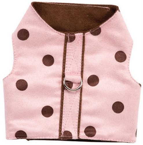 Chocolate Kiss Dog Harness Vest - rrc-chockiss