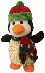 Christmas Penguin Plush Toy